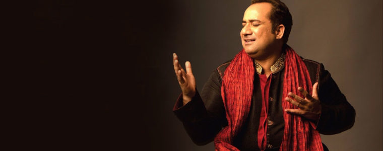 'Zindagi' Rahat Fateh Ali Khan's New Song Being Shot in The United States hire famous singers
