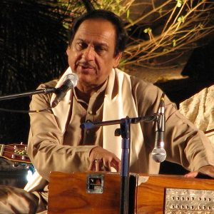 Ghulam Ali hire famous singers