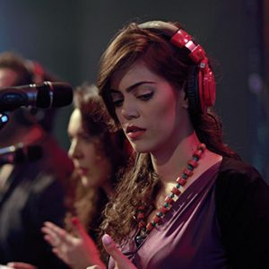 Sara Haider hire famous singers