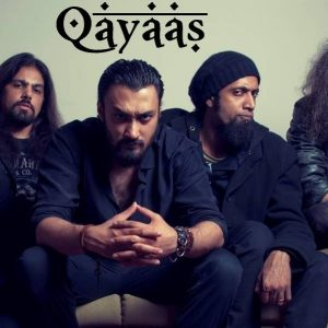 Qayaas (Band) hire famous singers