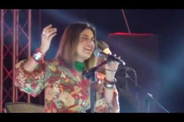 Hadiqa Kiyani Concert at Bugti Stadium 23 March 2017