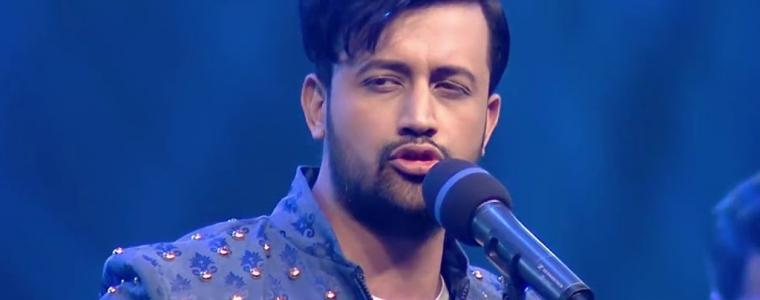Atif Aslam - A Need of Bollywood Film Music hire famous singers
