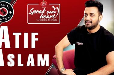 Atif Aslam Full Interview Revealed Success Story
