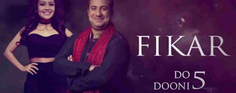 Rahat Fateh Ali Khan & Neha Kakkar together in a Song hire famous singers