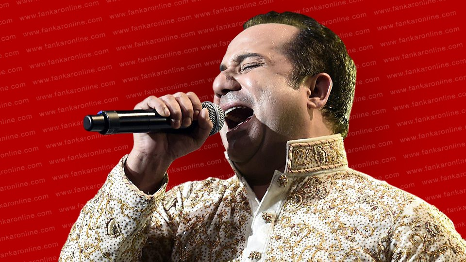 Rahat Fateh Ali Khan planned his World Tour of 2019 hire famous singers