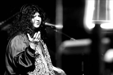 There Is No Language For Music, Says Abida Parveen