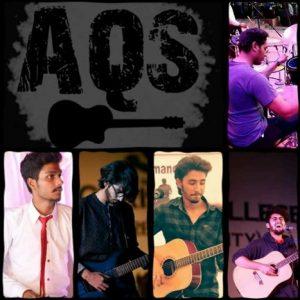 Aqs Band hire famous singers