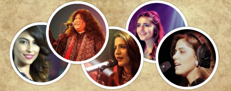 Top 5 Female Pakistani Singers in 2019 hire famous singers
