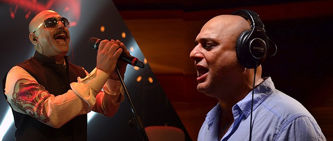 Ali Azmat Had An Eye Opening Avatar In His Teens hire famous singers