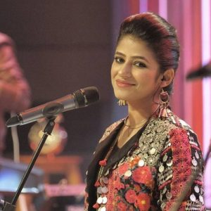 Damia Farooq hire famous singers