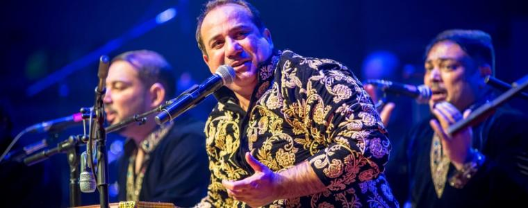 Rahat Fateh Ali Khan Is Set To Do A Three-Part Concert