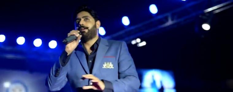 Abrar Ul Haq Performs In Concerts In Jeddah