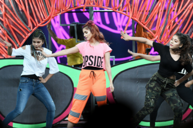 Momina Mustehsan Performs At Last Night Lux Awards Show