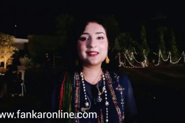 Sara Raza Khan sharing her work experience with Fankar Online