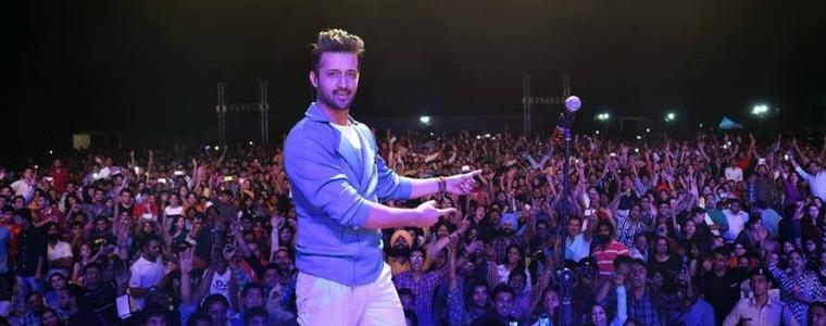 India Has More Fans Of Atif Aslam Than Pakistan Does