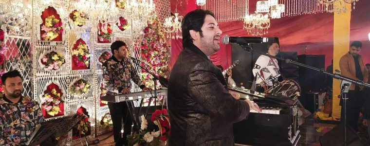 Wonderful performance of Nadeem Abbas Loonywala at Family Event in Lahore