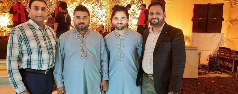 Shahbaz Fayyaz Qawwal performed at Private Event in Lahore, Event by Fankar Online